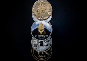 gebundener Kryptowährungen bei Bitcoin Evolution